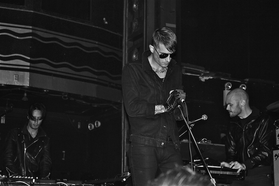 Cold Cave @ Webster Hall (Photos: Andrew Parks)