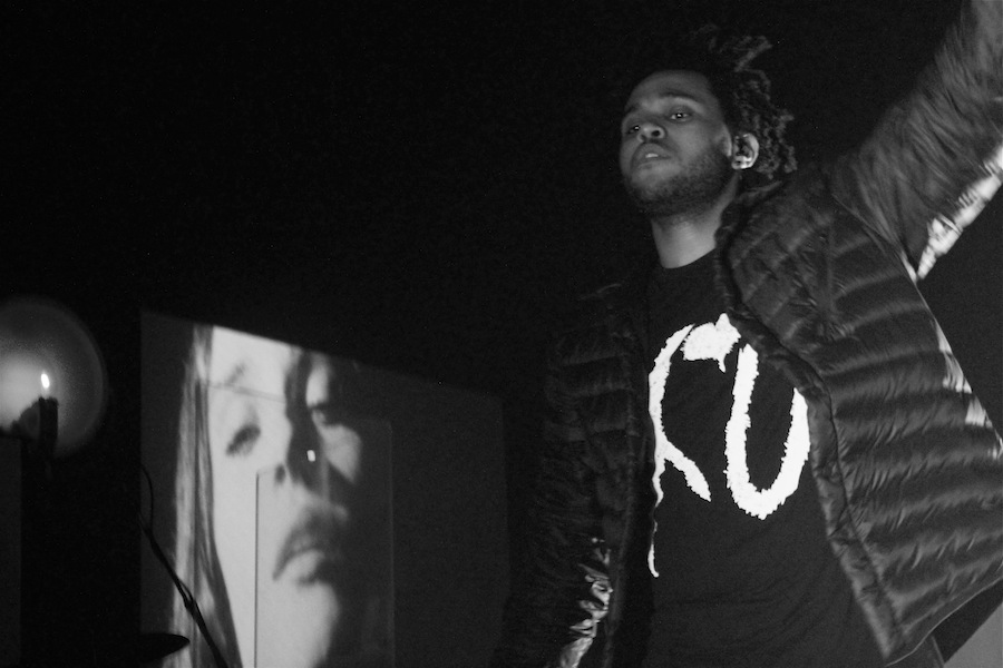 The Weeknd Live @ Terminal 5 (Photo: Andrew Parks)