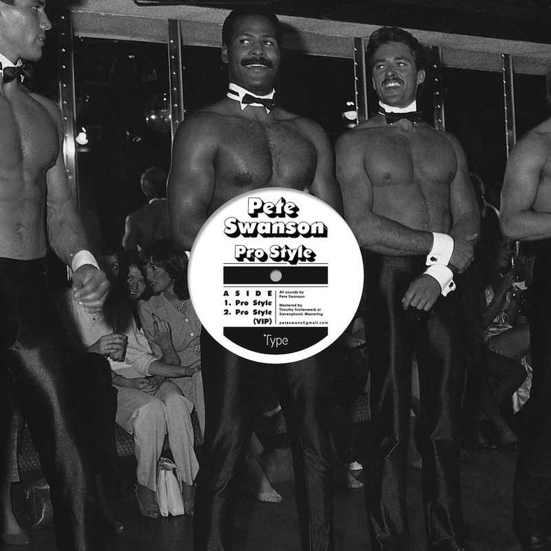 Pete Swanson - 'Pro Style' EP