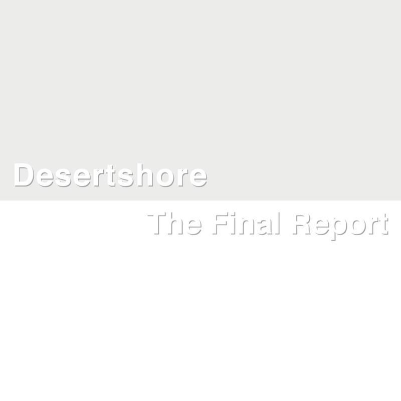 Throbbing Gristle - 'Desertshore' / 'The Final Report'