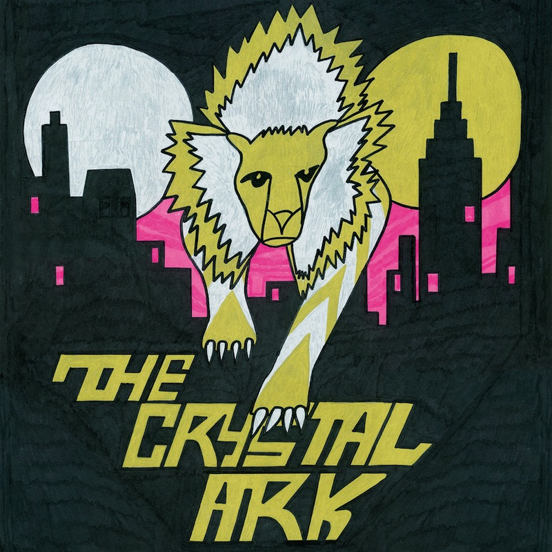 The Crystal Ark - 'The Crystal Ark'