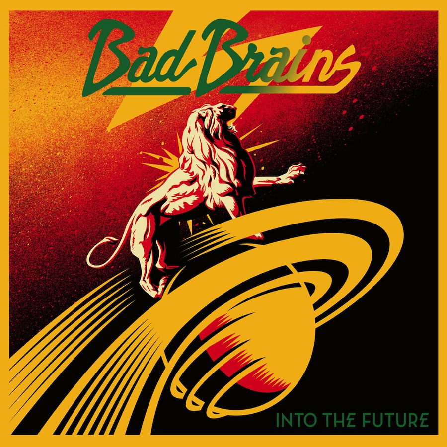 Bad Brains - 'Into the Future'