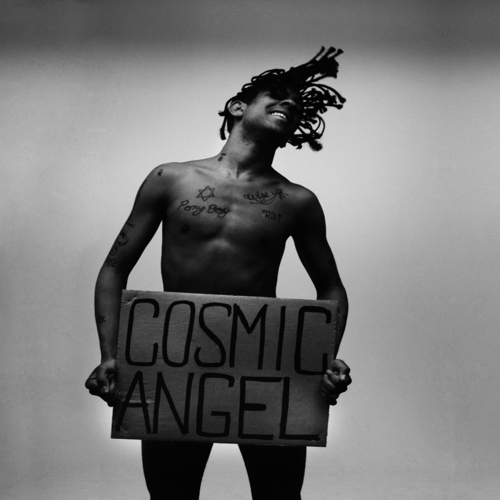 Mykki Blanco's latest mixtape