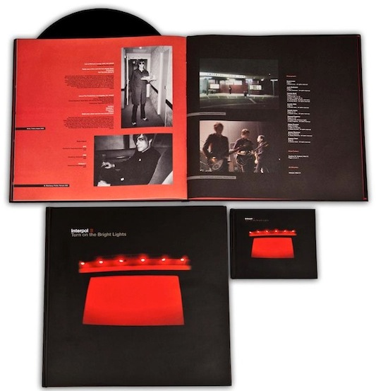 Interpol's 'Turn on the Bright Lights' reissue