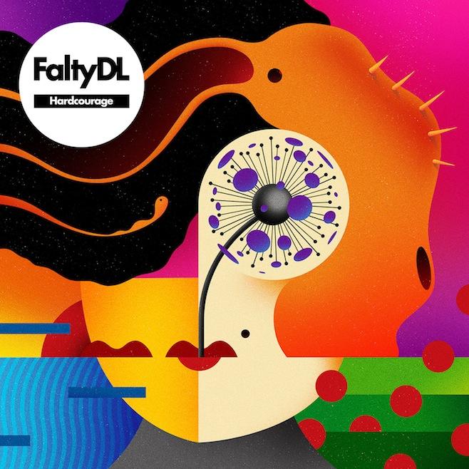FaltyDL - 'Hardcourage'
