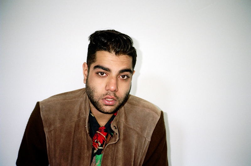 Heems (Photo by Ysa Pérez)