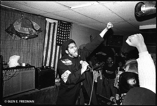 Bad Brains back in 1981