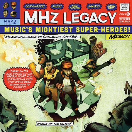 'MHz Legacy'