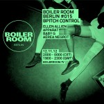 Bpitch Control's Boiler Room Night