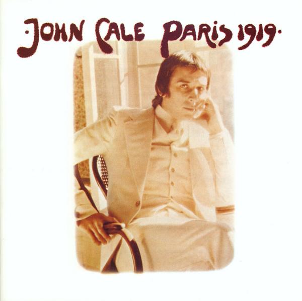 John Cale - 'Paris 1919'