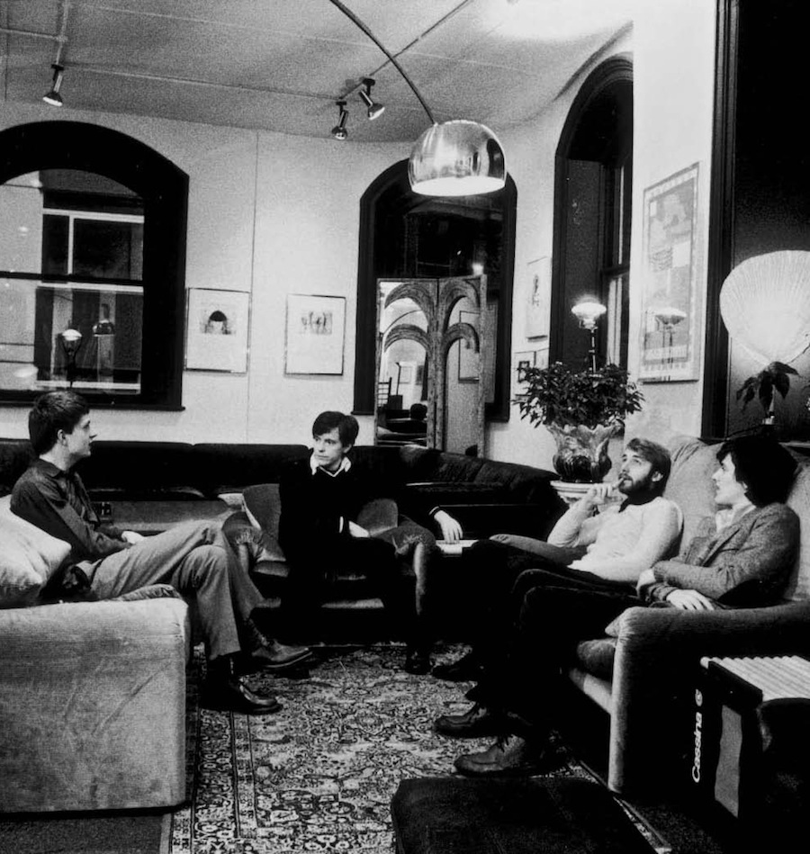 Joy Division in 1980
