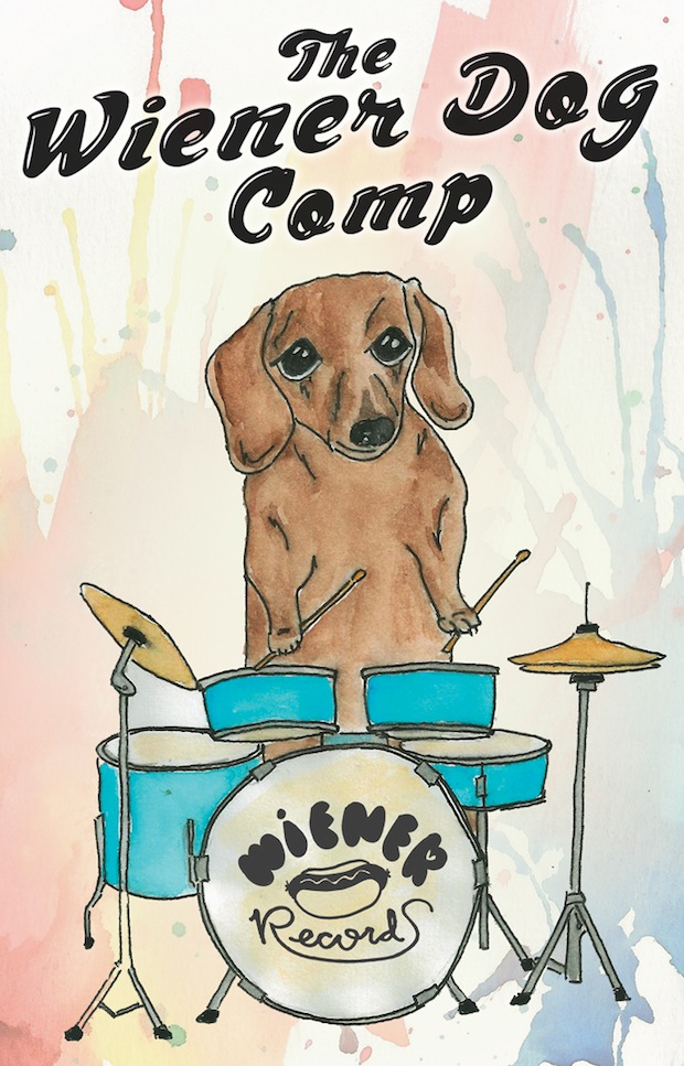 Burger Records' 'Wiener Dog Compilation'