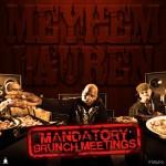 Meyhem Lauren's 'Mandatory Brunch Meetings'