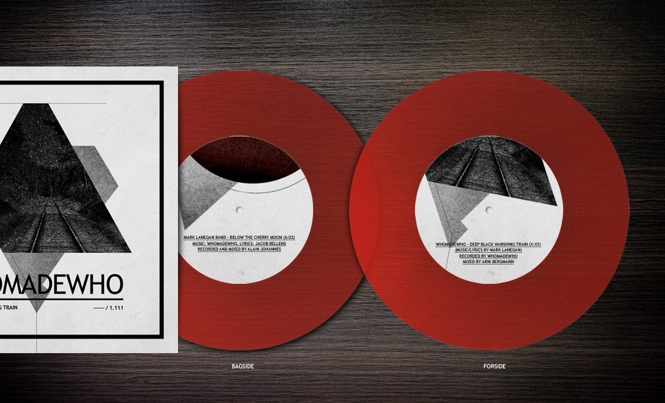 WhoMadeWho + Mark Lanegan Band's limited single