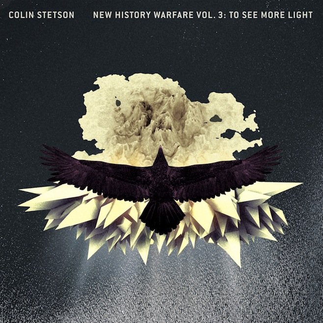 Colin Stetson - 'New History Warfare Vol. 3'