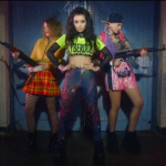 "Charli XCX's video for ""You (Ha Ha Ha)"""