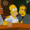 Tom Waits on 'The Simpsons'