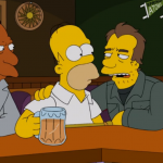 Tom Waits on 'The Simpsons'