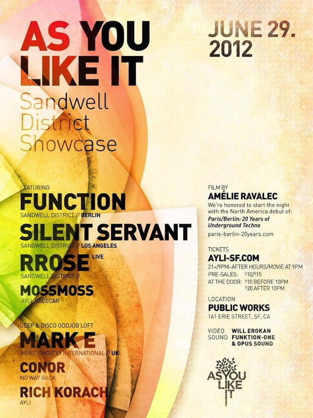 As You Like It's Sandwell District showcase