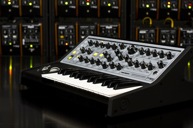 Moog's Sub Phatty synth
