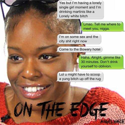 "Angel Haze - ""On the Edge"""