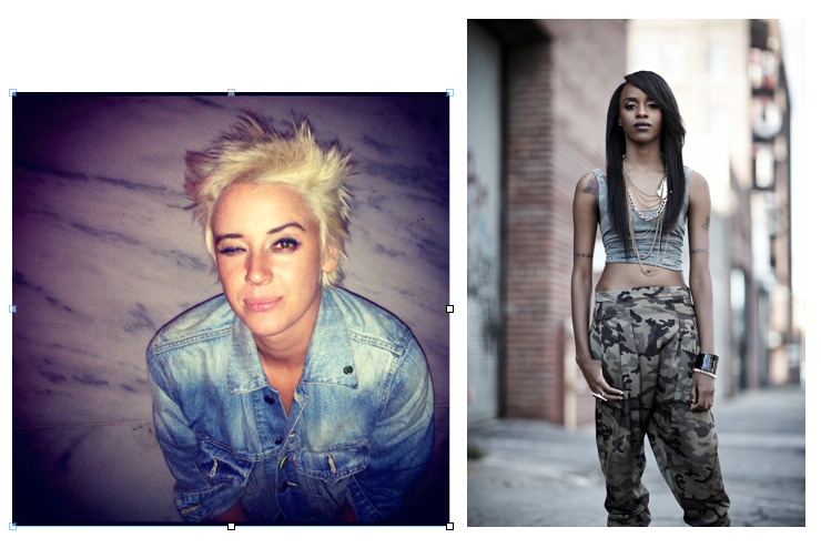 Cat Power + Angel Haze
