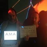 Nigel Godrich + Thom Yorke