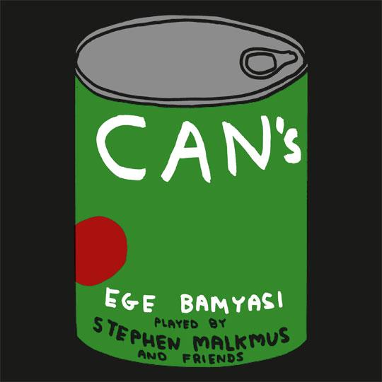 David Shrigley's 'Ege Bamyasi' cover