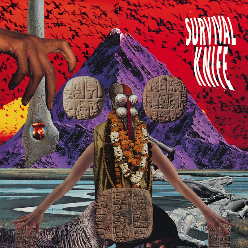 Survival Knife's Sub Pop single