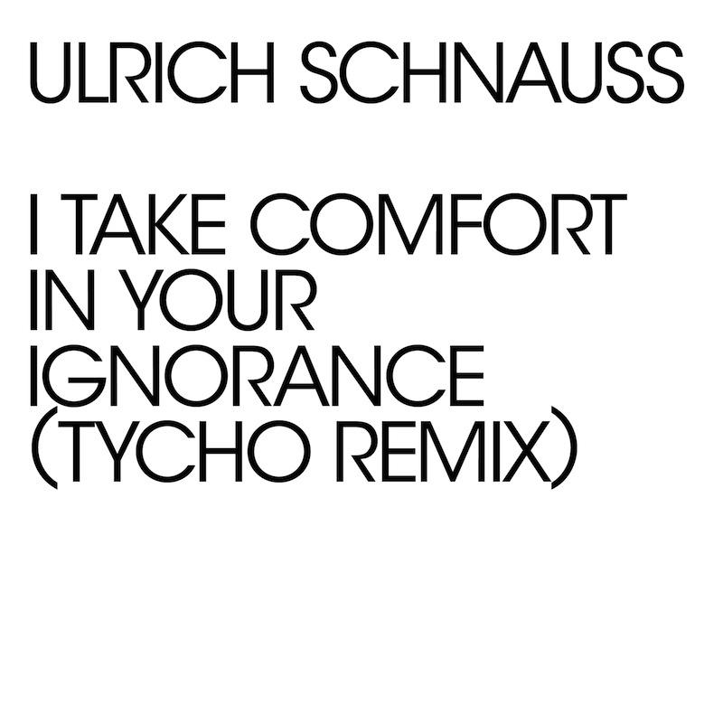 Tycho's Ulrich Schnauss remix
