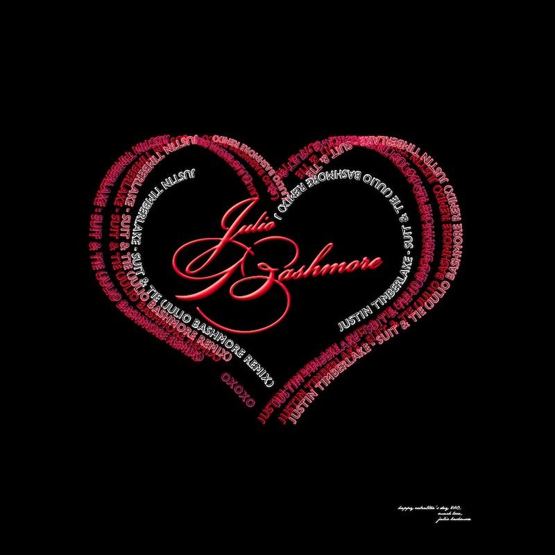 """Julio Bashmore's """"Suit & Tie"""" remix"""