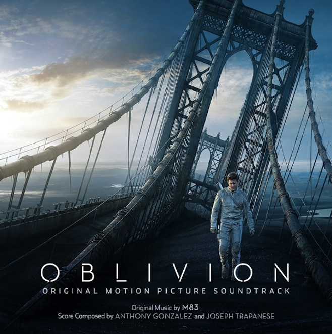 The 'Oblivion' soundtrack