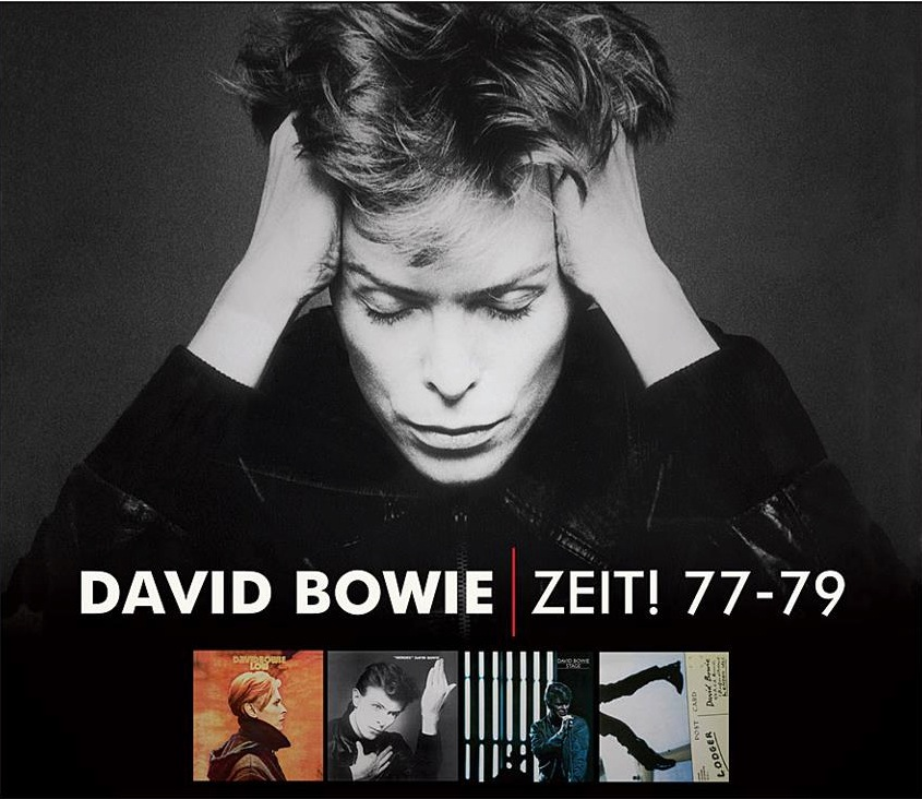 David Bowie's 'Zeit' box set