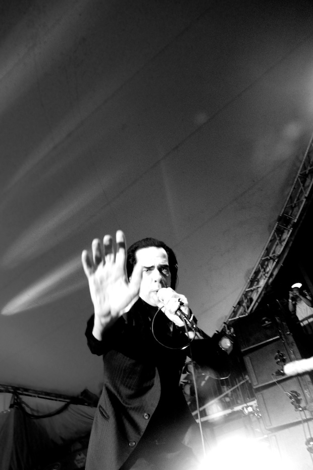Nick Cave @ Stubb's