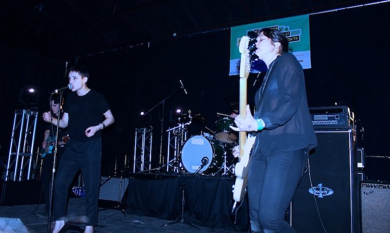 Savages @ SXSW