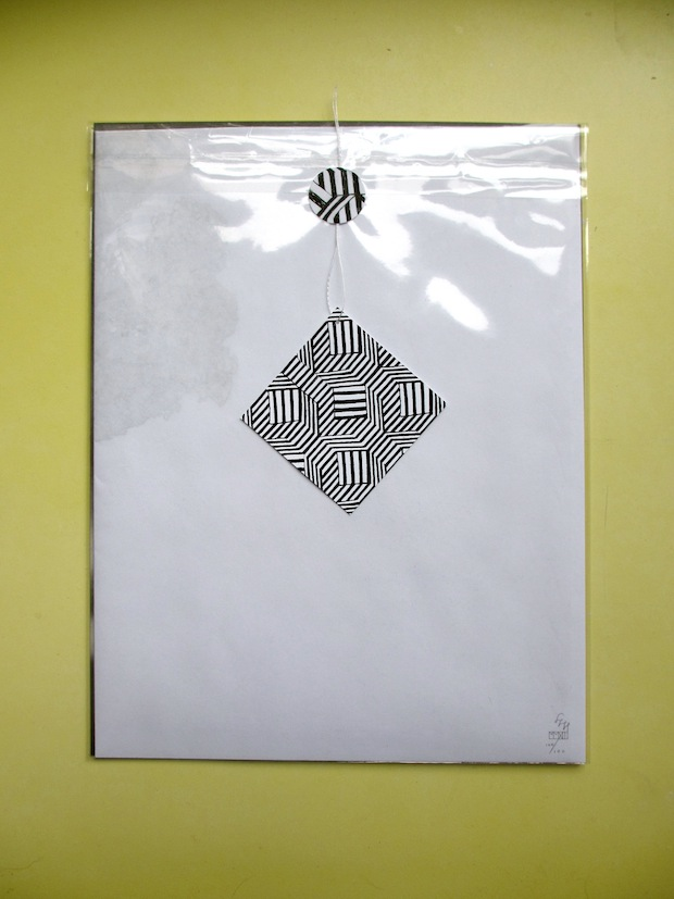 The sealed print