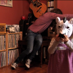 A shot from Kurt Vile's new promo video
