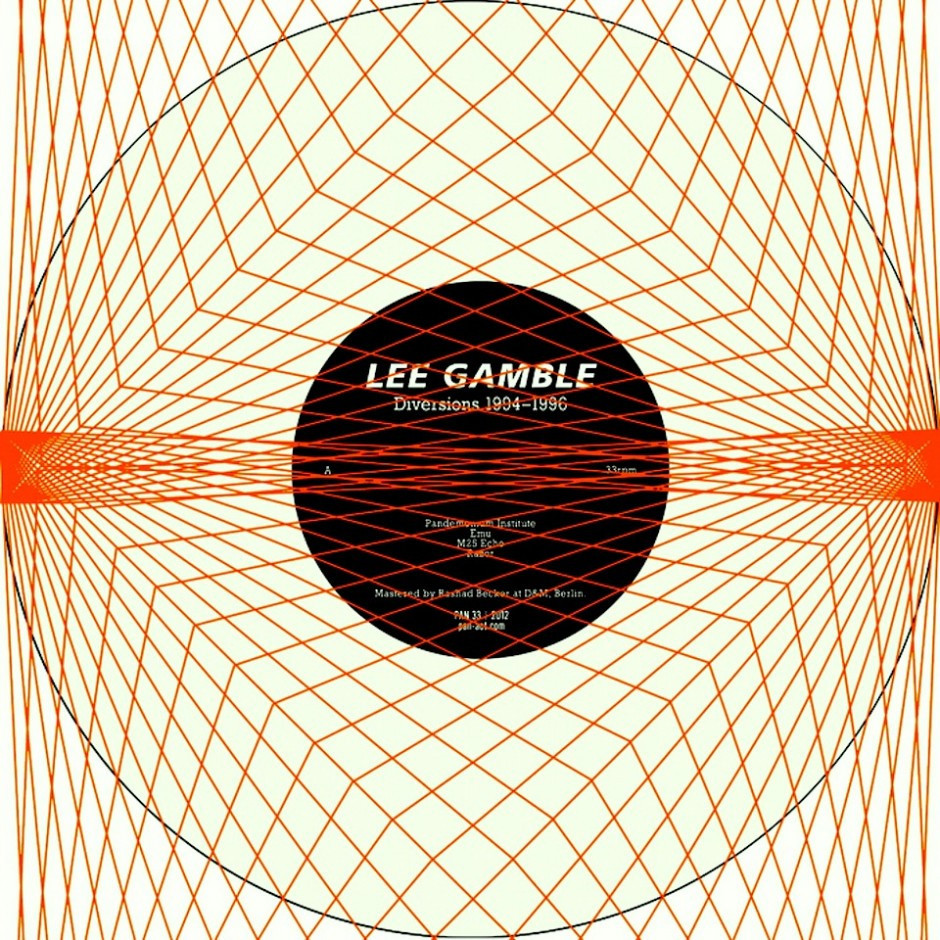 Lee Gamble - 'Diversions'