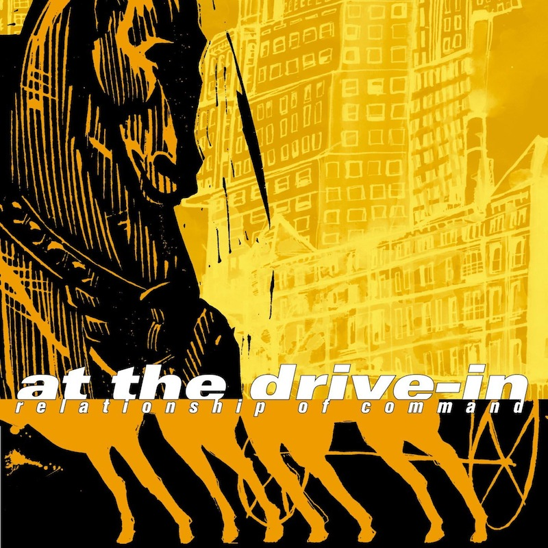 At the Drive-In - 'Relationship of Command'
