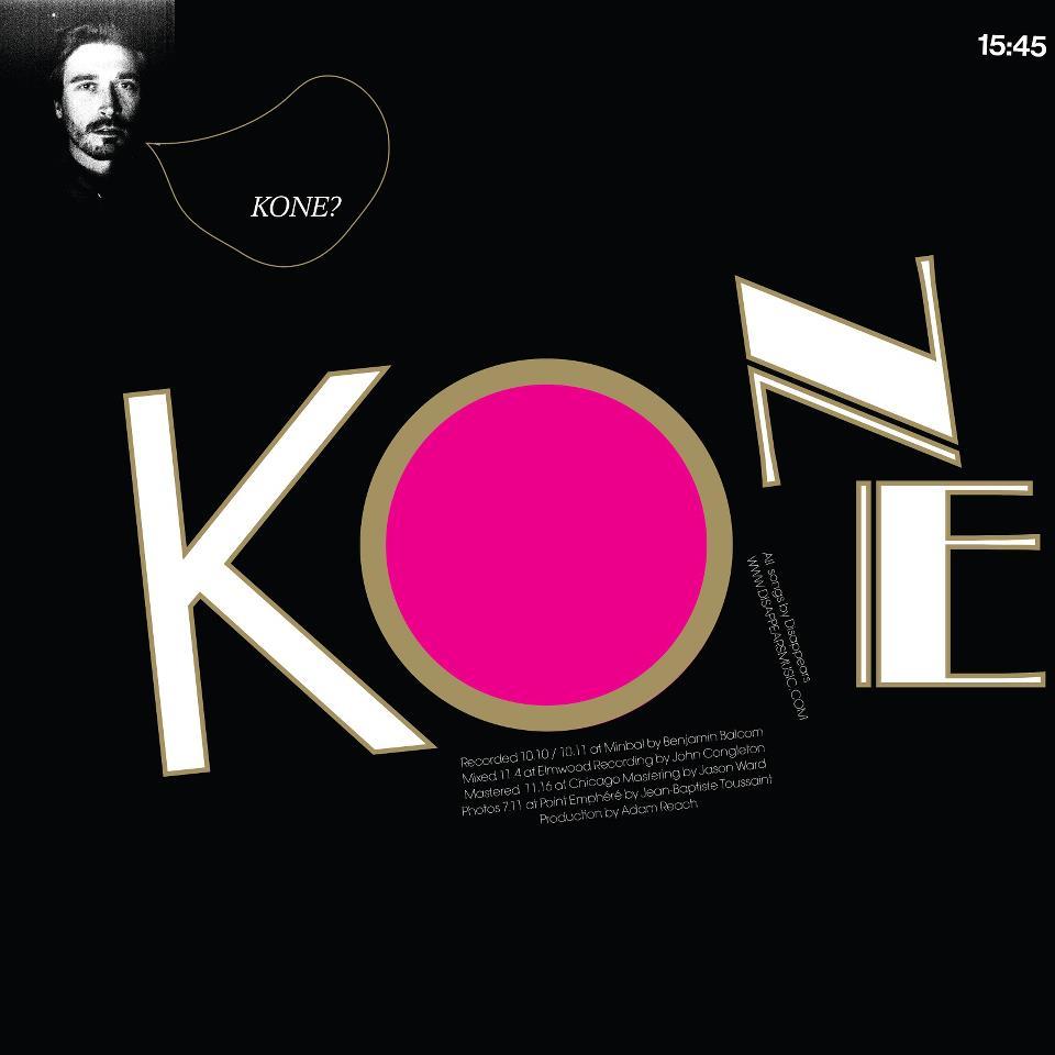 Disappears' 'Kone' EP