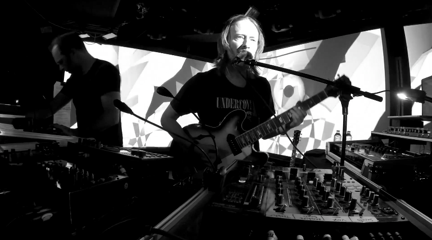 Atoms For Peace @ Le Poisson Rouge