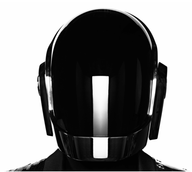 Daft Punk's new stage outfits