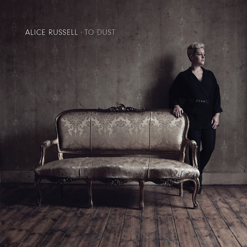 "Alice Russell's ""Heartbreaker"" single"