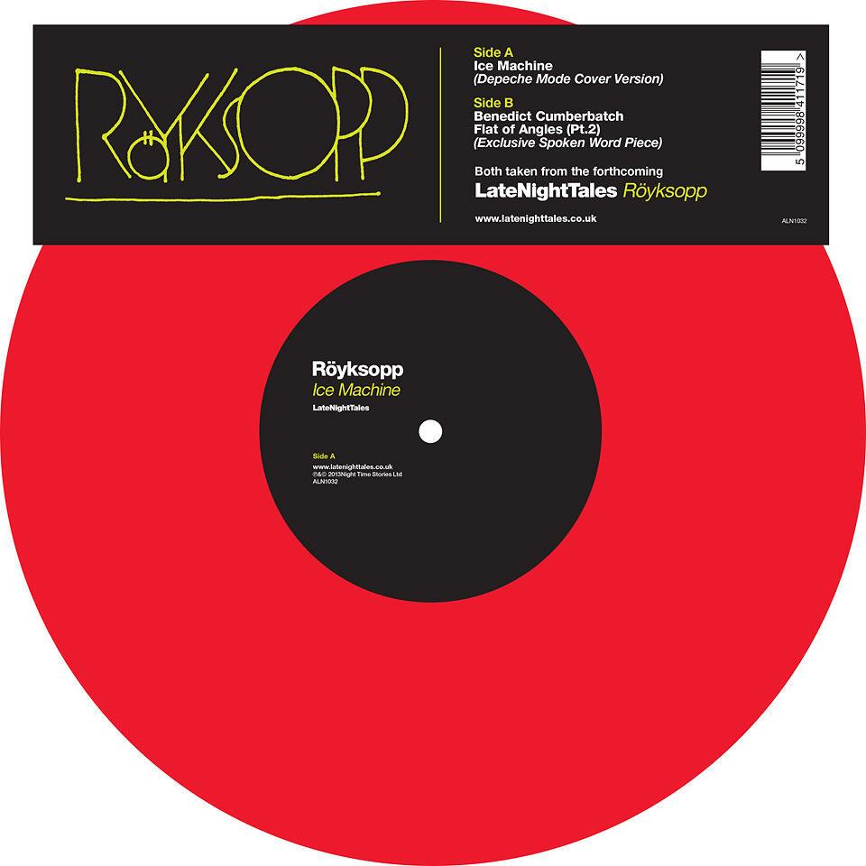 Royksopp's Record Store Day 10''
