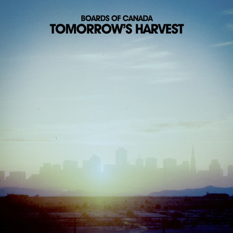 Boards of Canada - 'Tomorrow's Harvest'