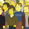 Sigur Ros on 'The Simpsons'