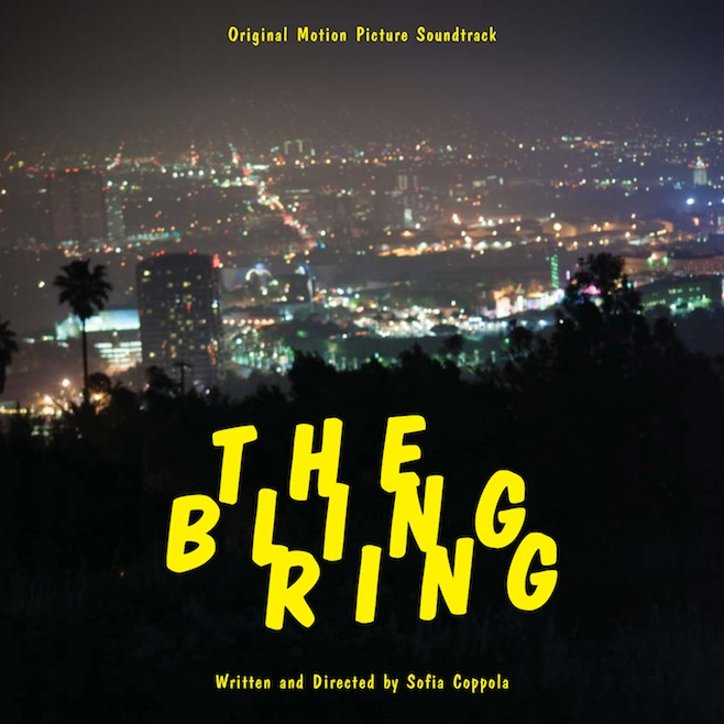 'The Bling Ring' soundtrack