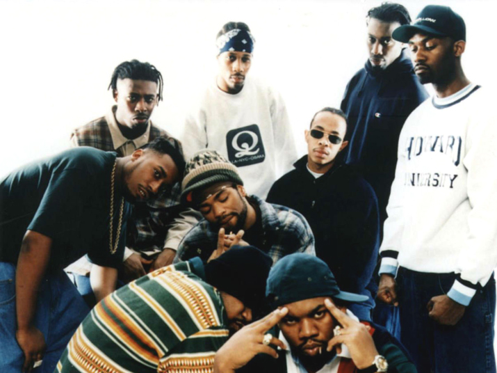 Wu-Tang's early days