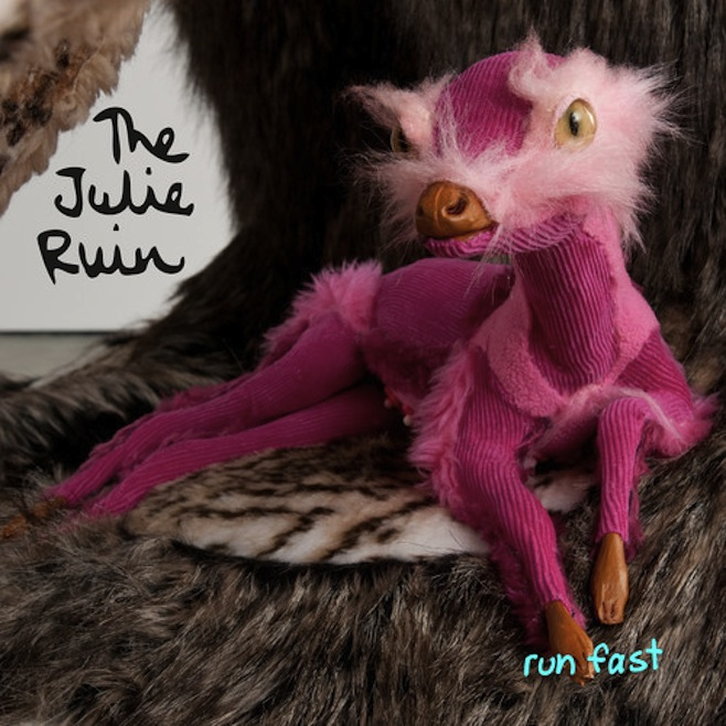 The Julie Ruin - 'Run Fast'