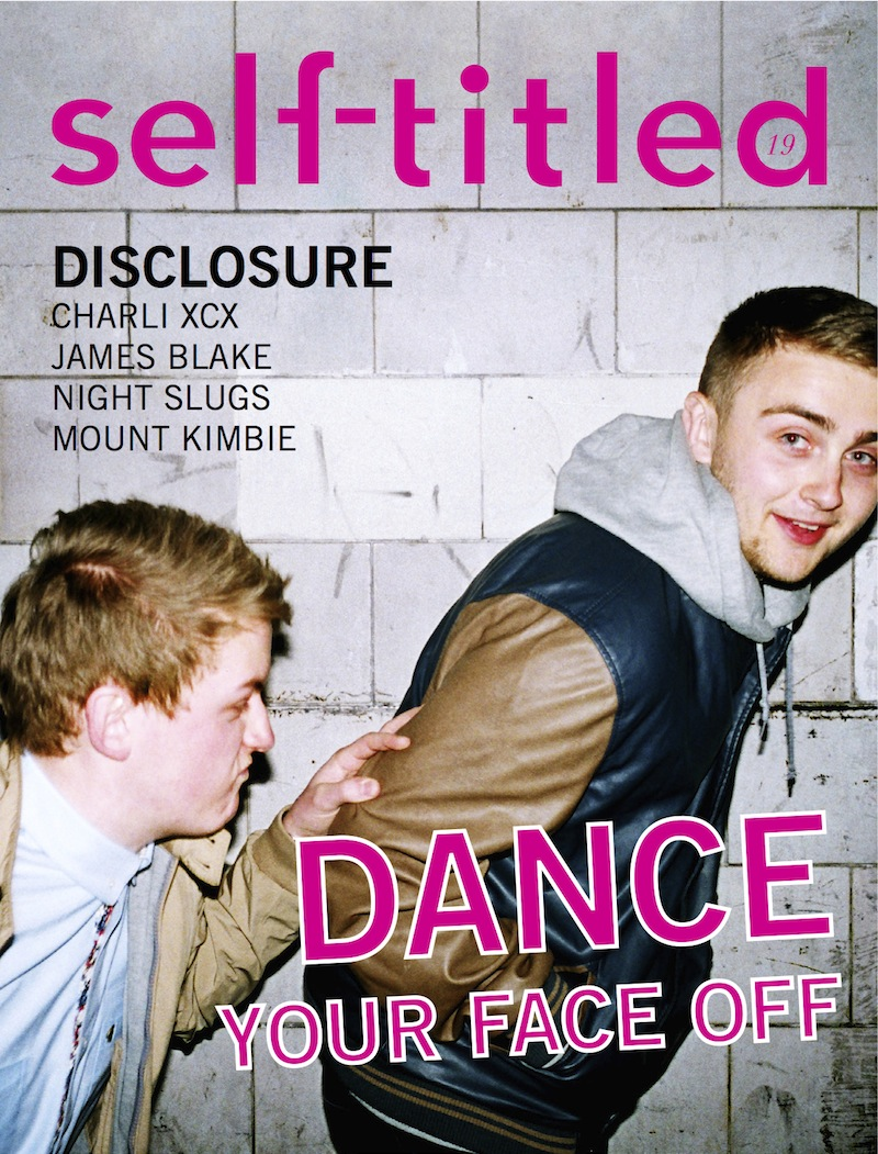 Our Disclosure cover